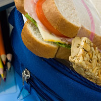 Clean Kids' Lunch Bags and Backpacks Like a Pro