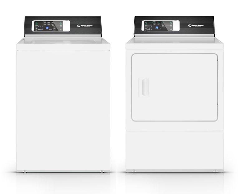 2019 washer dryer speed queen