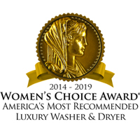 Speed Queen Wins Women's Choice Award for the 6th Year in a row